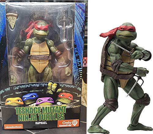Gylewj Tortugas Ninja Puede Hacer A Mano Adornos Modelo ...