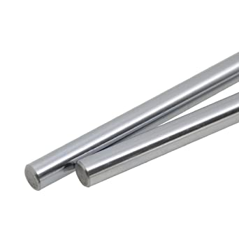 "Undersized 5//8/"" Diameter x 18/"" Length Chrome Plated Rod Shaft"