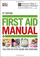 ACEP First Aid Manual, 5th Edition Front Cover
