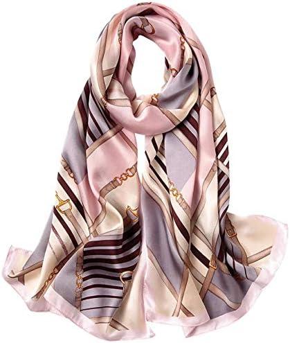 Posh Gear Donna sciarpa di seta Setafina 100/% Seta