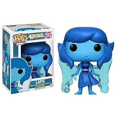 Funko POP Animation Steven Universe Lapis Lazuli Action Figure: Funko Pop! Animation:: Toys & Games