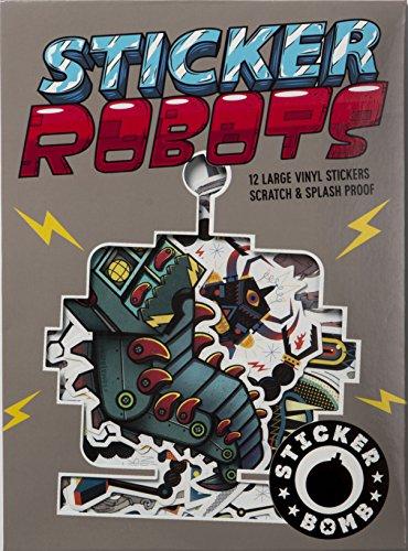 [Sticker Robots] (Robot Sticker)