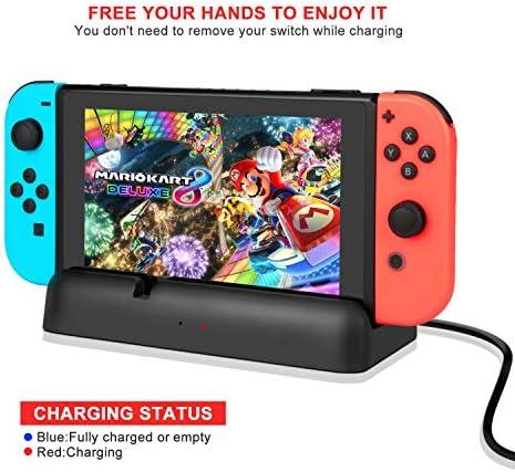 Nesbull Station de Charge pour NS Switch - Actualités des Jeux Videos