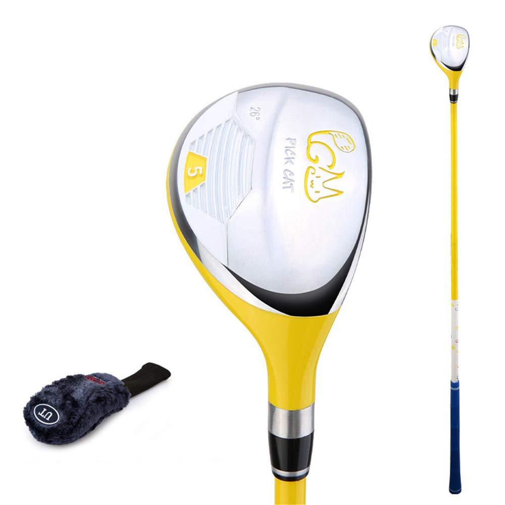 ゴルフ シャフト 少年チタニウムロッドNO.1 No.5カーボンシャフト適切な年齢で購入 B07PRY255C 5# 3-5Years