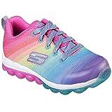 Skechers Little Girls' Skech-Air - Rainbow Drops Sneakers Multi 2