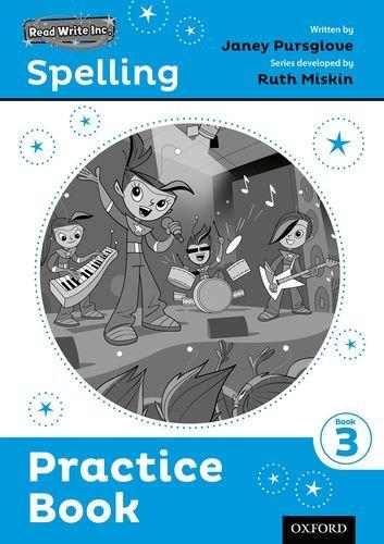 Read Write Inc. Spelling: Practice Book 3 Pack of 30 ebook