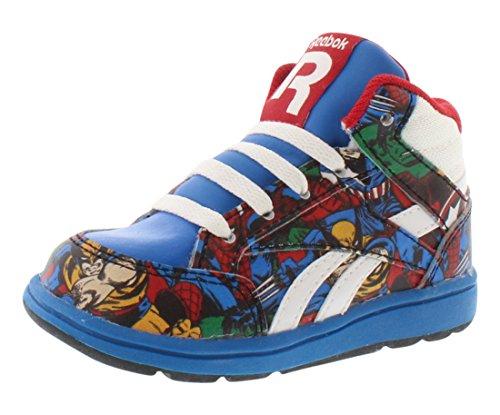 Reebok SH311 Marvel Infant's Shoes Size 7