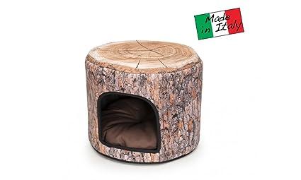 """igloo túnel """"Nature"""" caseta para perro para perros y gatos h35 ..."""