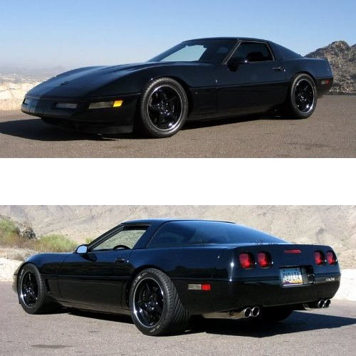 Amazon com: C4 Corvette Lowering Kit Fits: 88 through 96