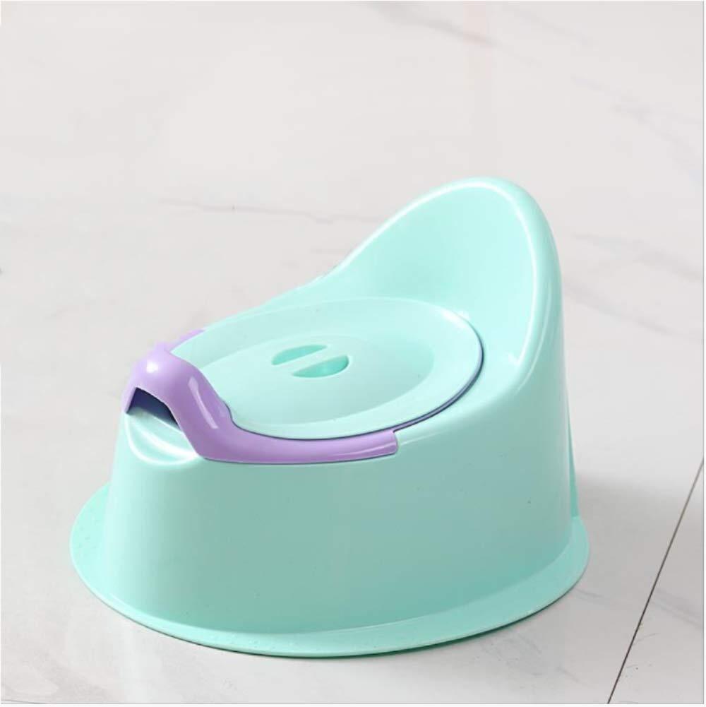 AMY-ZW Baby Urinal Urinal Simulation Toilet Urinal Child Toilet Bathroom Happy Child Potty Training Non-Slip Children's Toys by AMY-ZW