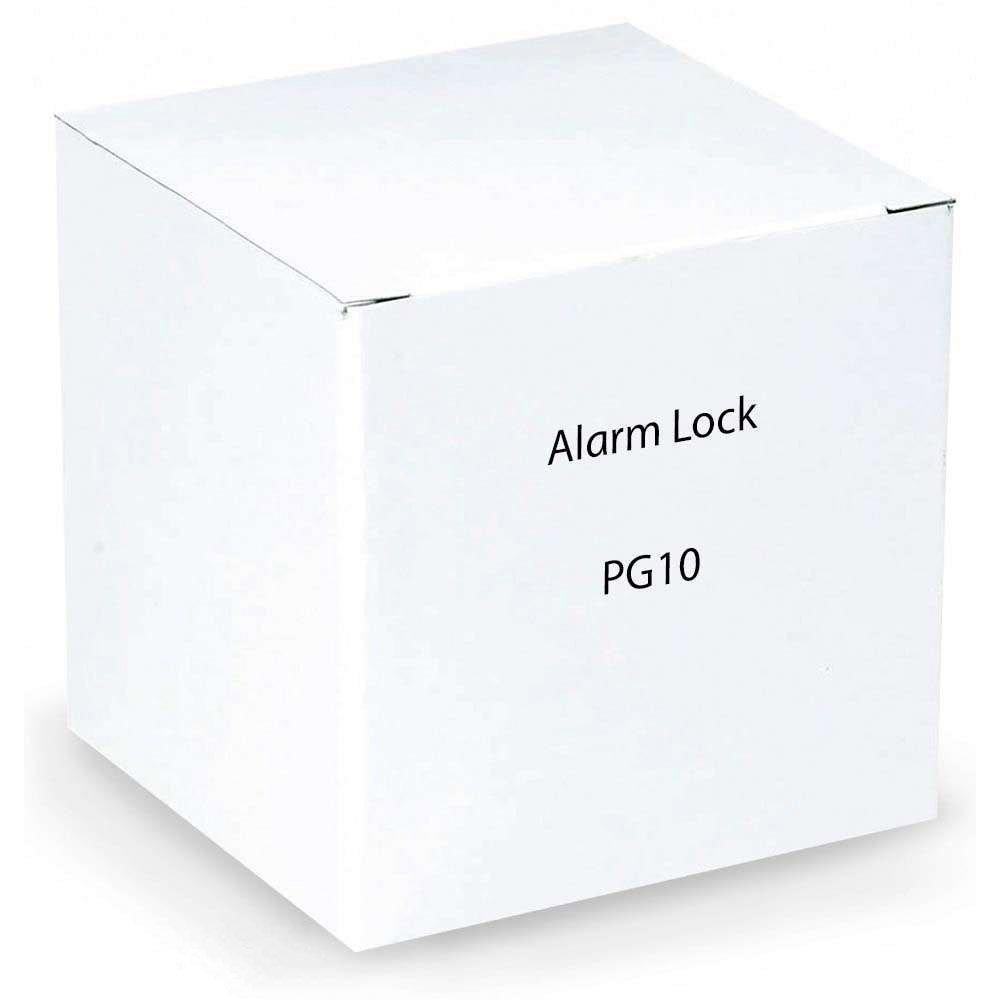 Alarm Lock PG10  Exit Door Alarm (No Cylinder) by Alarm Lock