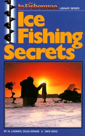 In-Fisherman Ice Fishing Secrets Book (In-Fisherman Library)