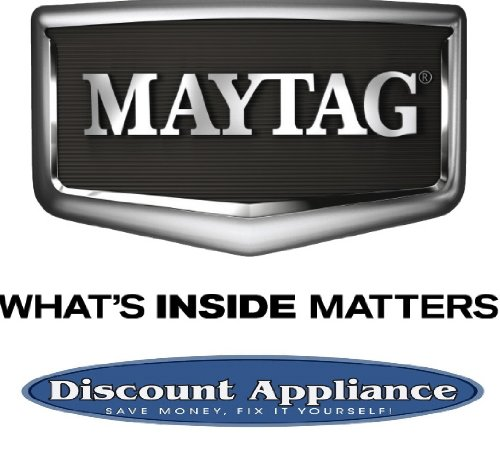 Maytag/Amana/Jenn-Air/Whirlpool Refrigerator Glass Shelf ()