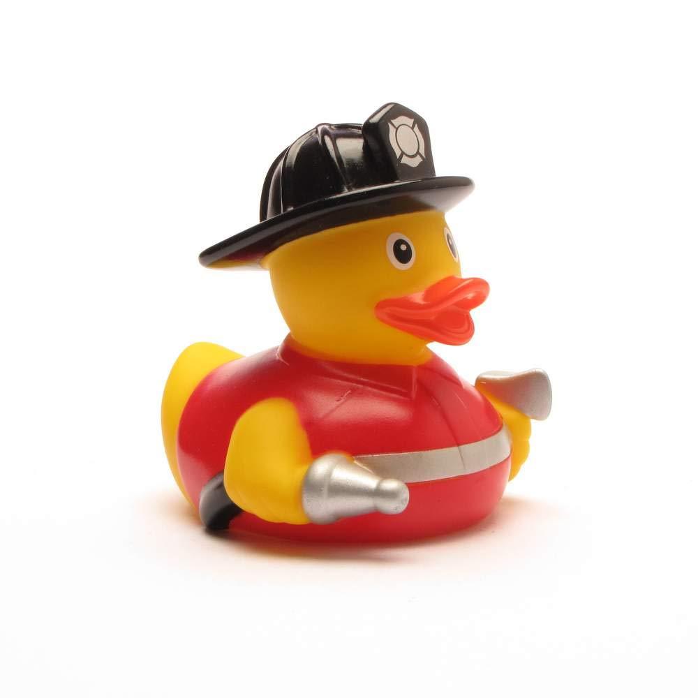 Patito de goma bombero Duckshop