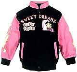 Girl's Baby Boop Sweet Dreams Snap-Up Jacket