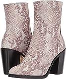 Dolce Vita Women's Samie Fashion Boot, Snake Print Leather, 7 Medium US