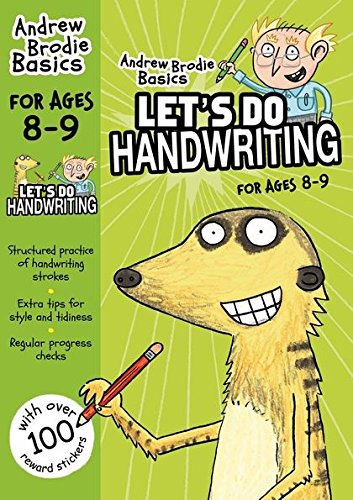 Read Online Let's do Handwriting 8-9 PDF