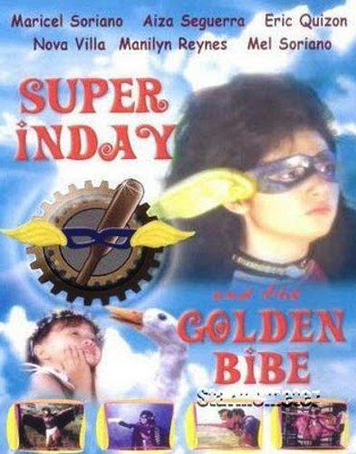 Super Inday and the Golden Bibe (1988) - Philippines Filipino Tagalog DVD Movie (Super Inday And The Golden Bibe 1988)