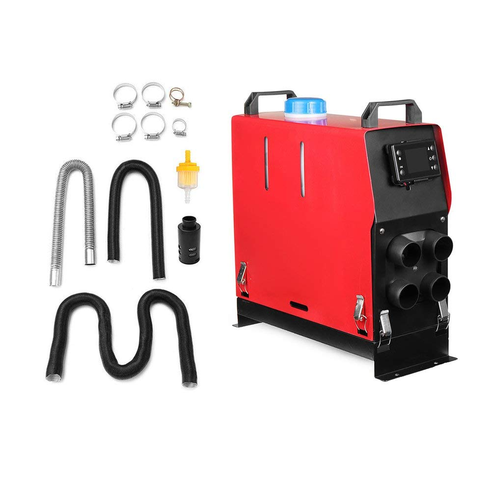 a buon mercato FDBF 12V 3000w 3000w 3000w Integration Air Diesel LCD Heating Easy Air Heating Parking Heater  in vendita scontato del 70%