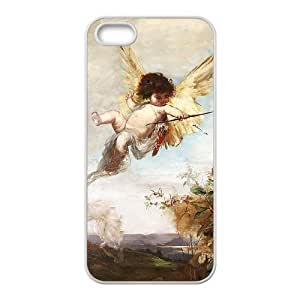 Customized case Of Cupid Hard Case for iPhone 5,5S
