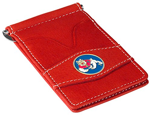 - NCAA Fresno State Bulldogs - Players Wallet -Red