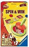 Ravensburger 23283 - High School Musical: Spin & Win Mitbringspiel