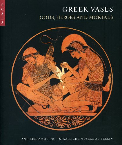 Greek Vases: Gods, Heroes and Mortals (The Best Of Andreas Scholl)