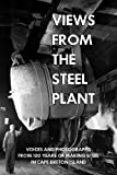 img - for Views from the Steel Plant : Voices and Photographs from 100 Years of Making Steel in Cape Breton Island book / textbook / text book