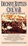 Decisive Battles of the Civil War, Joseph B. Mitchell, 0449300315