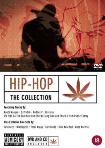 Hip Hop: The Collection (Wu Tang Dvd Collections)