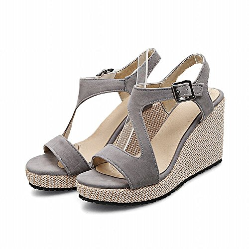 MissSaSa Elegante MissSaSa Grigio Donna MissSaSa Sandalo Sandalo Sandalo Elegante Donna Donna Grigio 7awrR7qZ
