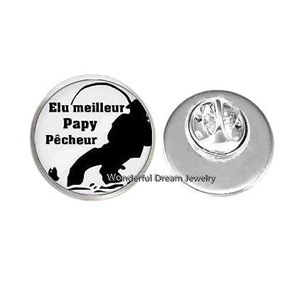 f04c889b67d45 Amazon.com : Elu PAPY de l'annee Brooch Pin Women Charms Tues une ...