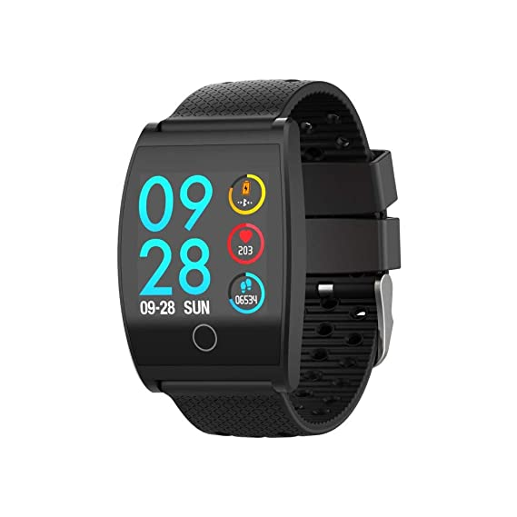 Amazon.com: Star_wuvi Smartwatch Color Screen Calorie ...