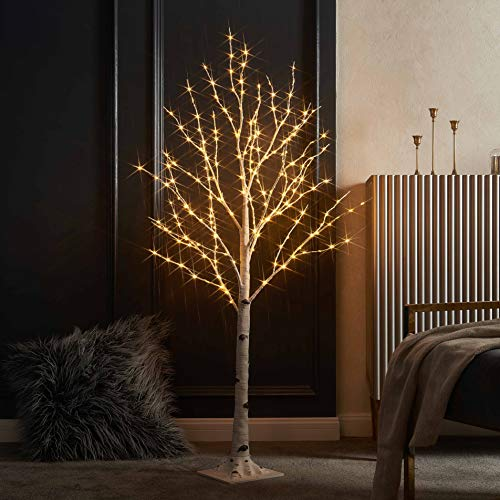 Lighted Christmas Twig Tree Outdoor in US - 9