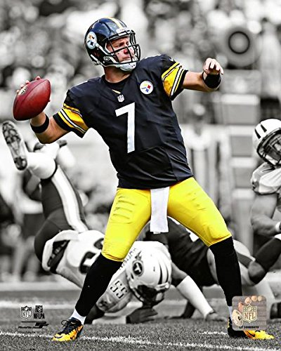 Pittsburgh Steelers Ben Roethlisberger 8X10 Photo  Picture