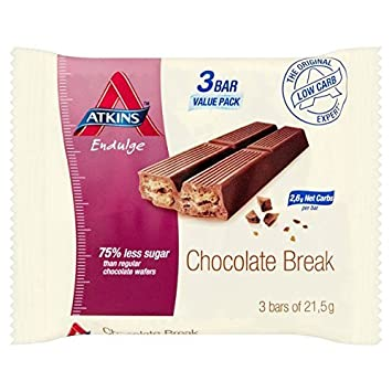 Atkins Endulge Chocolate Break 3×21.5g