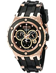 Invicta Womens 80416 Subaqua Analog Display Swiss Quartz Black Watch