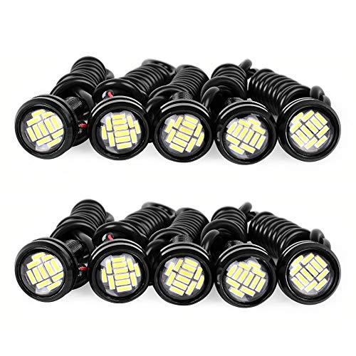 YINTATECH 10PCS Eagle Eye LED Lighting Kit High Power, used for sale  Delivered anywhere in USA
