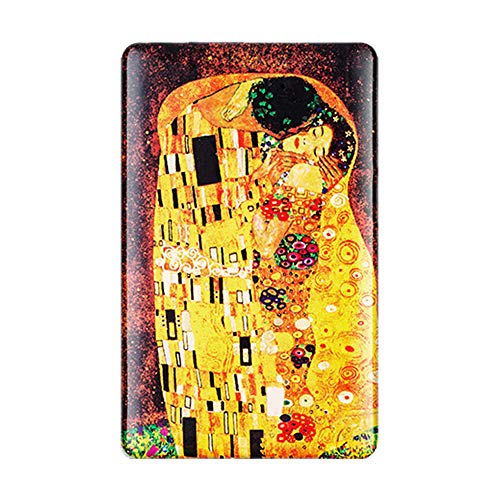 Morcart Klimt Refrigerator Magnets Tree Of Life Funny Gifts Suitable For Kitchen Funny Office Babyclassroom Holiday Magnets Whiteboards Favorite Child