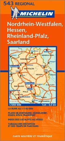 Nordrhein-Westfalen, Hessen, Rheinland-Pfalz, Saarland