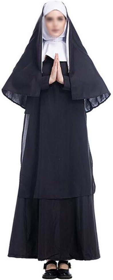 HANJIAJKL Disfraces De Halloween, Adulto, Macho Misionero Servir A ...