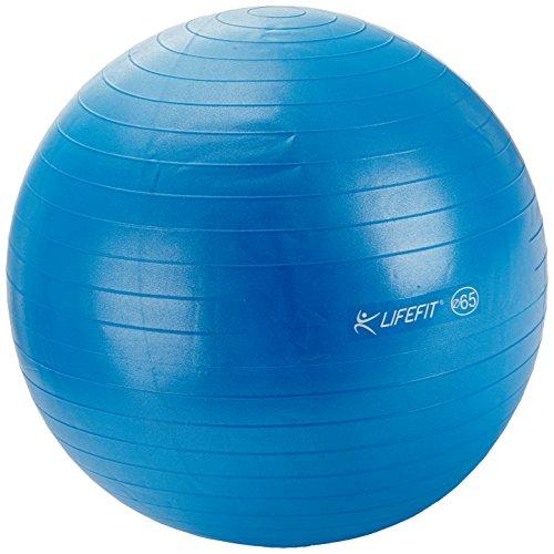 Lifefit Ballon de gymnastique anti Burst