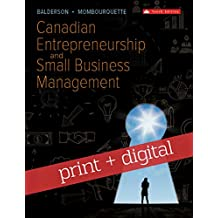Canadian Entrepreneurship & Small Business Management with Connect with SmartBook COMBO