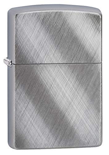 Zippo Diagonal Weave Lighter