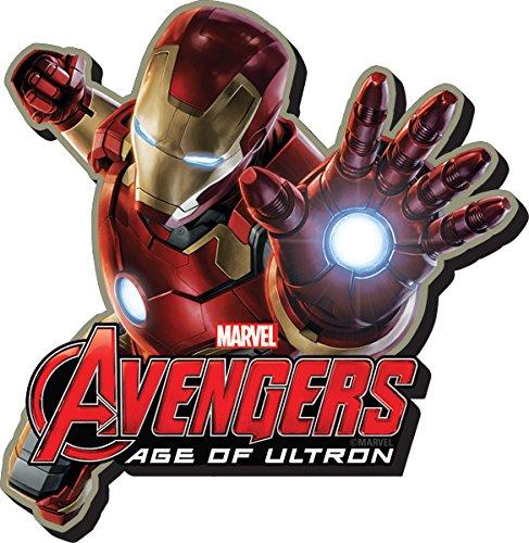 Aquarius Avengers 2 Iron Man Funky Chunky Magnet