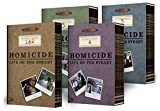 Homicide Life on the Street - Seasons 1-5 DVD Set