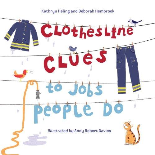 Clothesline Clues to Jobs People Do: Kathryn Heling, Deborah ...