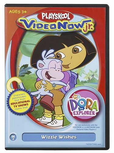 Videonow Jr. Personal Video Disc: Dora The Explorer #2
