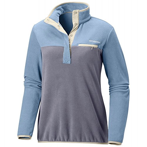Columbia Mountain Side Pull Over, X-Small, Faded Sky/Astral