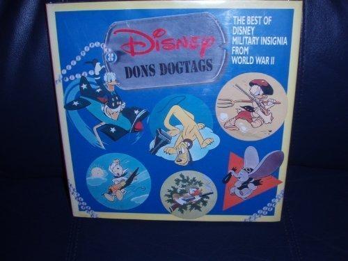 Characters of Military art book Insignia Disney Mickey World War II WWII NEW